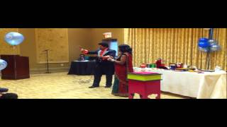 Toronto  Magician Raj Video - 4