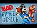 Bad Game Design - NES Games