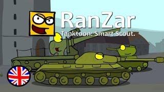 Tanktoon #20 - Šikovný skaut