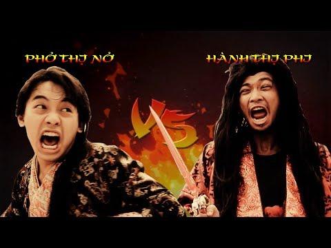 PHỞ vs PHI ĐẠI CHIẾN [Official]