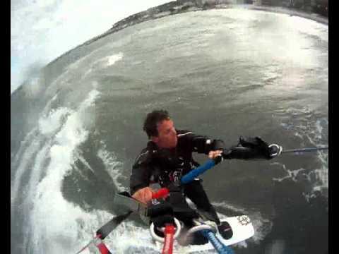 Kitesurf jumps