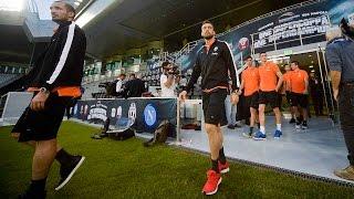 Supercoppa, la vigilia della Juventus - Juventus Super Cup build-up