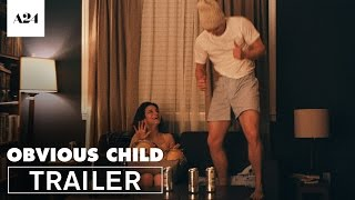 Obvious Child Official Trailer HD A24 Films