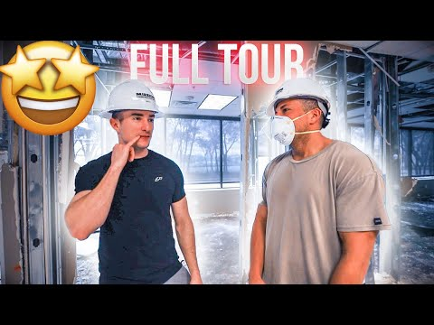 FULL NEW OFFICE TOUR!!!