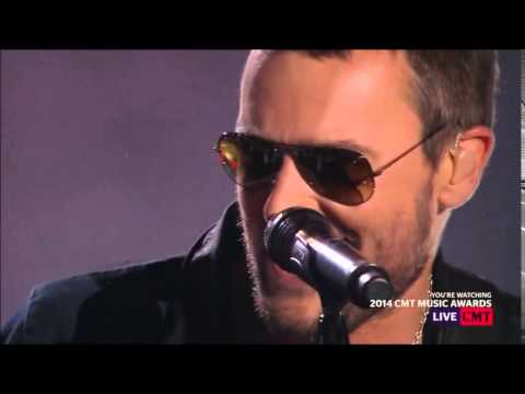 Eric Church   That's Damn Rock & Roll   2014 CMT Music Awards