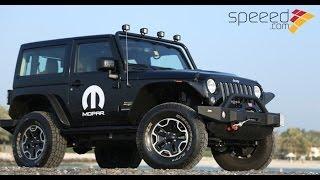 Jeep Wrangler Sahara Mopar 2014  جيب رانجلر صحارى