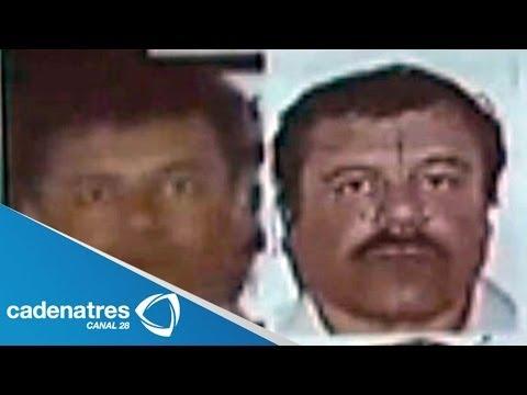 PGR presenta las pruebas de como se identificó Joaquín El Chapo Guzmán / Cae el Chapo