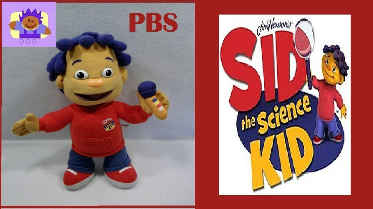 Sid The Science Kid Videos For Sale