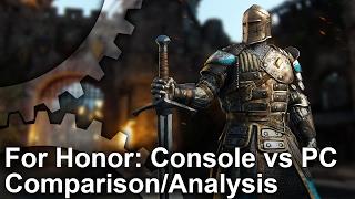 For Honor - Xbox One/PS4 vs PC Grafikai Összehasonlítás