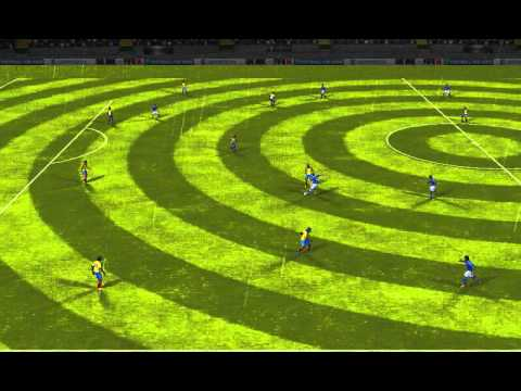 FIFA 14 Android - Brasil VS Colombia