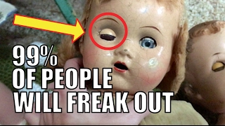 99% OF PEOPLE WILL GET FREAKED OUT BY WATCHING THIS ROOM TOUR!!!!!