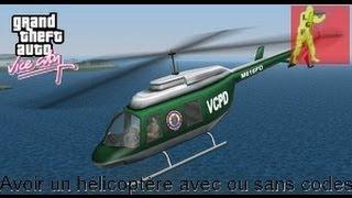 [TUTO]Obtenir Un Hélicoptère Dans GTA Vice City PC
