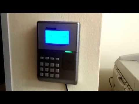 OC500 installazione sistema rilevazione presenze in studio medico Milano
