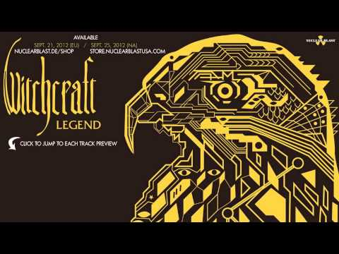 WITCHCRAFT - Legend (ALBUM PREVIEW)