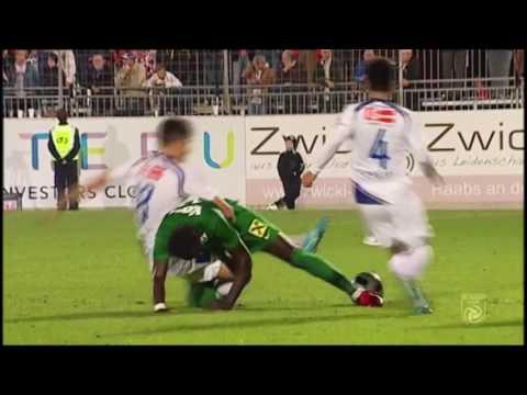 VIDEO: Watch all 10 goals scored by Ghanaian forward Raphael Dwamena in Austria so far this season
