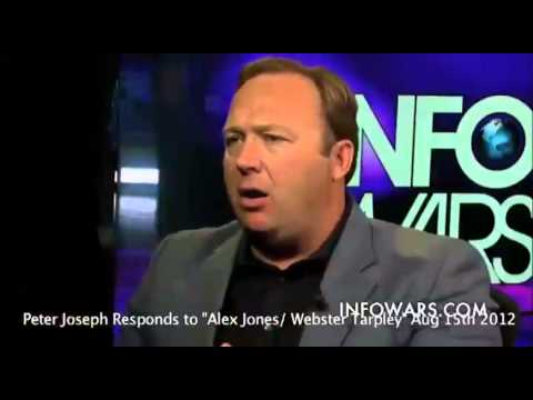 Alex Jones Anti-TZM Propaganda Debunked by Peter Joseph - Aug 15th 2012 [ The Zeitgeist Movement ]