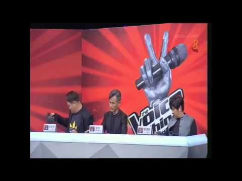 中国好声音2014新加坡招募 The Voice of China Season 3 Singapore Auditions