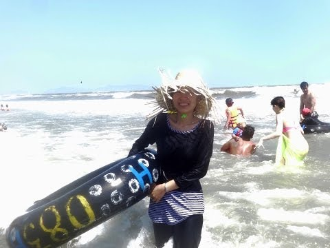 Du lịch Vũng Tàu, vui chơi tắm biển.
