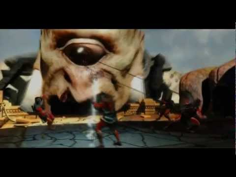 God of war 4 Ascension en español