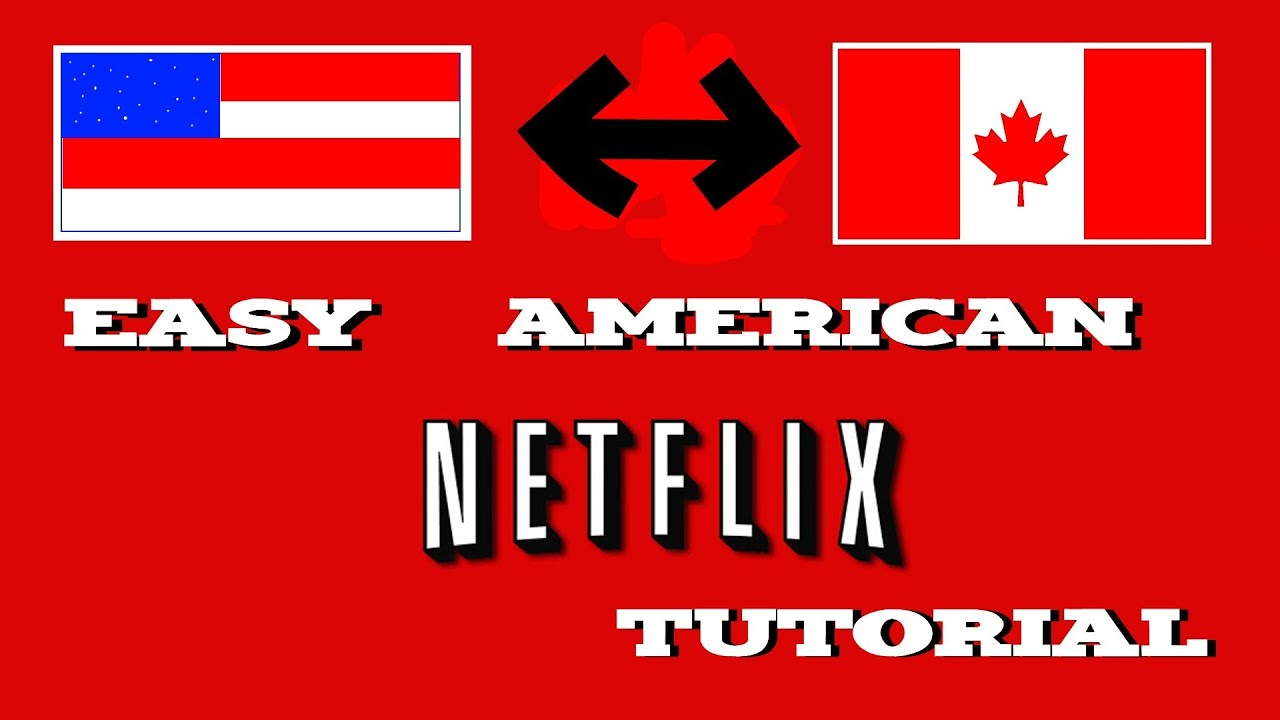 how to watch us netflix in canada on ps3