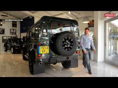 Land Rover Defender 110 XS Station Wagon (2013) Car Review by Perrys
