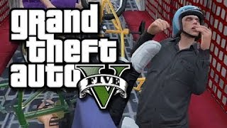 GTA 5 Online Multiplayer Funny Moments!