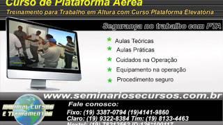 Cursos de Plataforma Aerea Plataformas Elevat�rias   - youtube