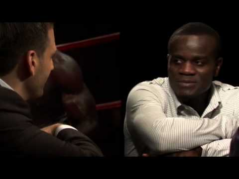 Pacquiao vs. Clottey: Face-Off with Max Kellerman (HBO Boxing)