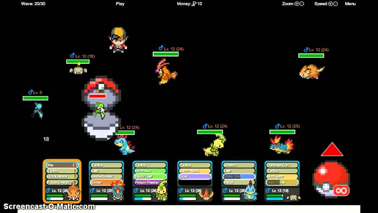 download pokemon tower defense 2