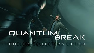 Quantum Break - Steam Trailer
