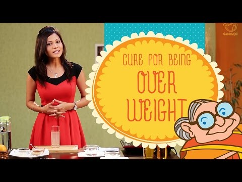 Weight Loss -  Ayurvedic Home Remedies to reduce Belly Fat