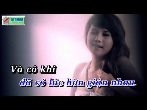 [Karaoke] Người Tôi Yêu - Cao Trung (full beat)