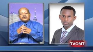 TVOMT: Artists Abdii Wuushu and Naasir Aadam Discuss About One of the Best Action Movies from Oromiyaa