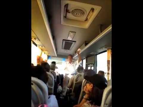 Tourist guide Fail   YouTube