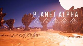 PLANET ALPHA - Megjelenés Trailer