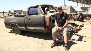 Dulcich's Dodge Truck Fetish! - Roadkill Extra Free Episode. MotorTrend.