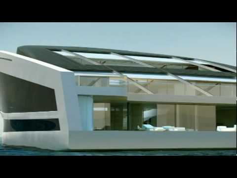 WHY Villa Yacht  by Hermes