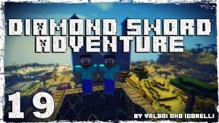 [Coop] Minecraft Diamond Sword Adventure. #19: Грибной лабиринт.