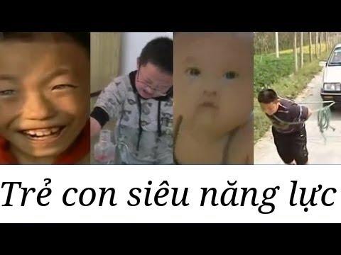 Những đứa trẻ có siêu năng lực ở Trung Quốc