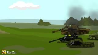 Tanktoon - Bojová priateľka
