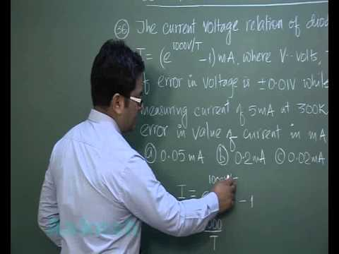 JEE (Main) 2014 Solutions-Physics Paper [Q-35 to Q-38] By Aakash