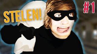 WE GAAN ALLES STELEN! The Very Organized Thief Indie