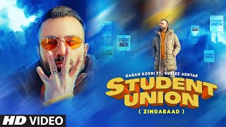 Student Union Gagan Kokri Gurlej Akhtar Video HD Download New Video HD