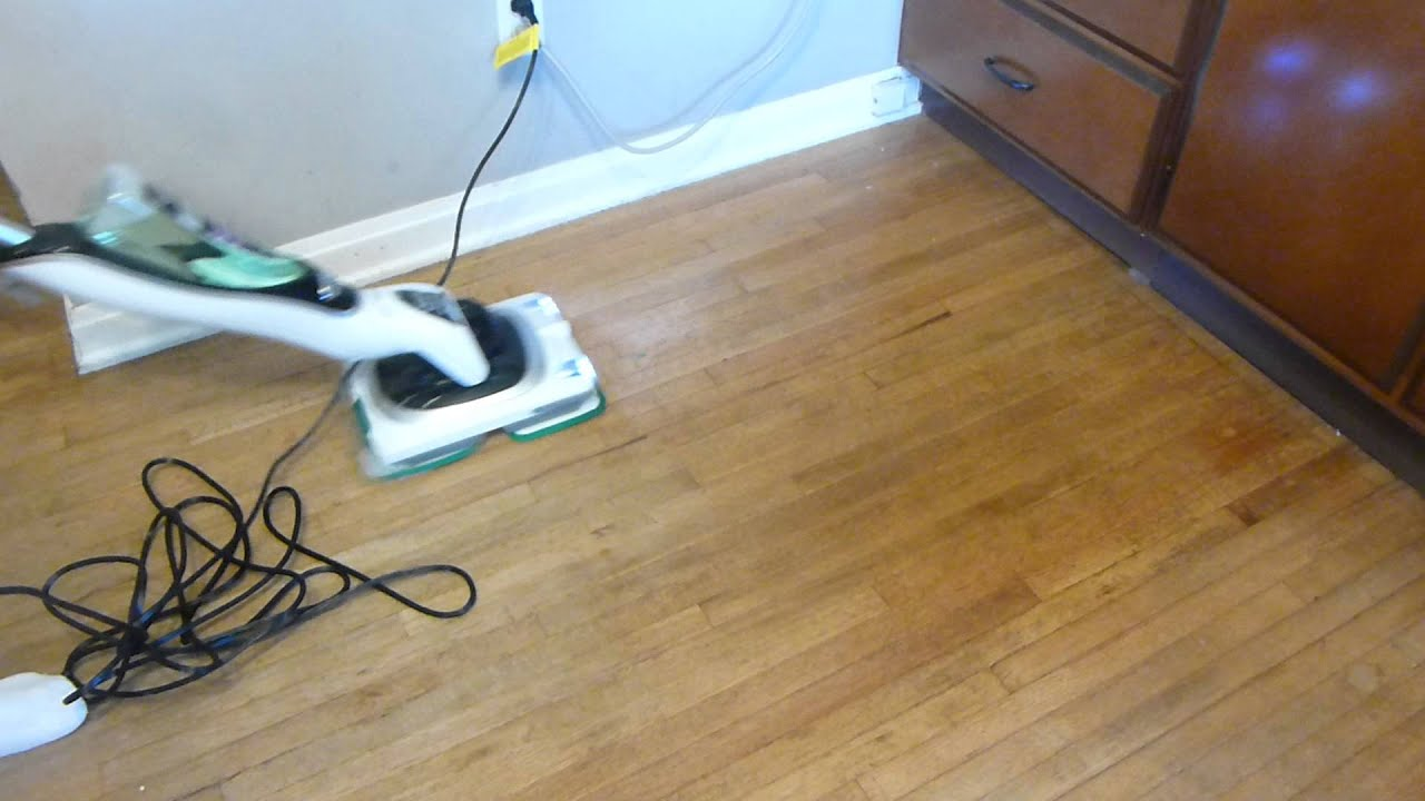 Shark Sonic Duo Hardwood Floor Cleaning Youtube