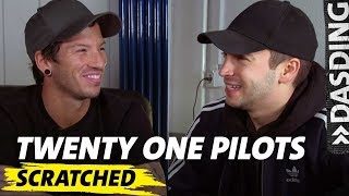 A Twenty One Pilots Interview never had to end like this before   DASDING Interview