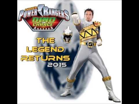tommy oliver as the silver ranger in dino charge yes or
