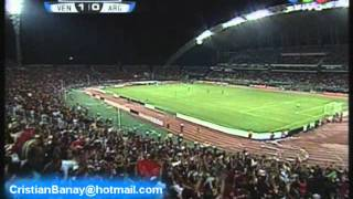 Venezuela Vs Argentina (1-0) Eliminatorias Brasil 2014 Gol