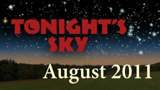Tonight's Sky: Highlights of August