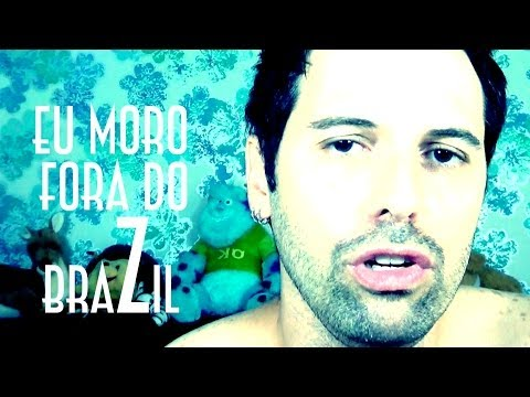 Eu moro fora do Brazil - EMVB - Emerson Martins Video Blog 2014
