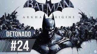 Batman Arkham Origins Detonado Parte #24 Arquivos De